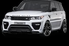 location range rover sport rabat